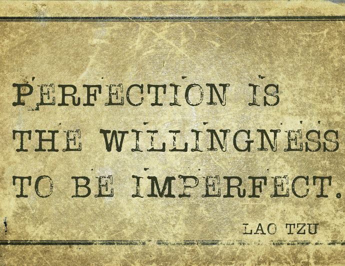 Authenticity and Imperfection